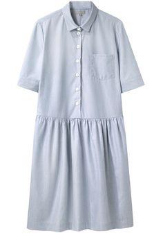 Margaret Howell Drop Waist Shift Dress    http://www.lagarconne.com/store/item.htm?itemid=15710=24#