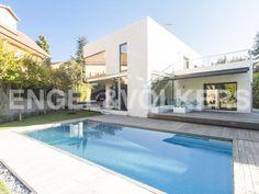 Maravilloso chalet de exclusivo diseño Informe de Engel & Völkers | W-024OON - ( España, Madrid alrededores, Majadahonda, Carretera Plantio )