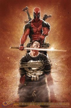 Deadpool and the Punisher