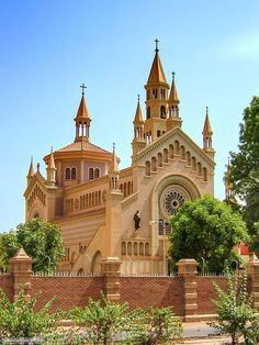 St. Matthew's Cathedral, Khartoum, Sudan