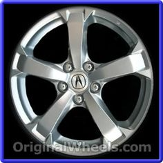 OEM 2010 Acura TL Rims - Used Factory Wheels from OriginalWheels.com