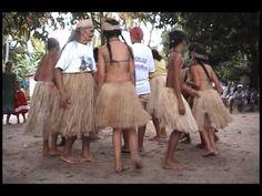 Dança Tribo Potiguara na Aldeia Galego (Baía da Traição - BRASIL) #aldeiagalego #baiadatraição #brasil #potiguara #dançatribo