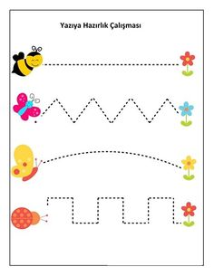 1 million+ Stunning Free Images to Use Anywhere Prewriting Skills, Preschool Workbooks, Preschool Writing, Kindergarten Math Worksheets, Homeschool Kindergarten, Preschool Learning Activities, Free Preschool, Alphabet Activities, Preschool Activities