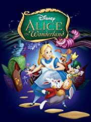 Alice in Wonderland by Walt Disney Alice In Wonderland Original, Alice In Wonderland 1951, Disney Movie Club, Disney Movies, Walt Disney Pictures, Wonderland Online, Pixar, Comedy, Horror