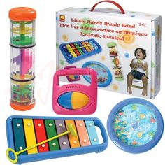Instrumento Musical Halilit Mini rainbomaker