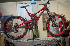2016 Nukeproof Pulse DH Bike - 2016 Downhill Bikes at Eurobike - Mountain Biking Pictures - Vital MTB