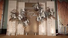 All Details You Need to Know About Home Decoration - Modern Wedding Backdrop Design, Wedding Stage Decorations, Backdrop Decorations, Backdrops, Wedding Stage Backdrop, Design Hall, Photowall Ideas, Bride And Groom Silhouette, Rose Gold Balloons