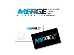 New logo and Branding including business cards for a sound system company. Cool Logo, Business Cards, Custom Design, Cards Against Humanity, Branding, Marketing, Logos, Lipsense Business Cards, Brand Management