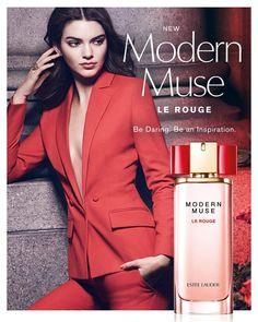 Estée Lauder Modern Muse Le Rouge ~ fruity sweet soft spicy rose sour