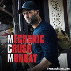 Jason Statham hits theaters Friday in #MechanicResurrection! Get tickets: http://lions.gt/mechanictix