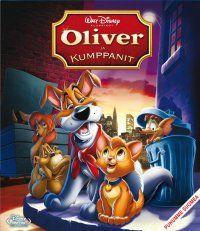 Disney Klassikko 27: Oliver ja kumppanit (Blu-ray) 12,95€