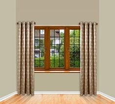 1000 Images About Curtain Rods And Drapery Tie Backs On