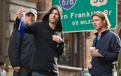 "World War Z Exclusive: Marc Forster Sees Zombies as ""Mirror to Society"""
