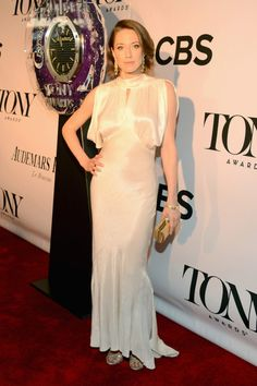 Actress Carrie Coon attends The 67th Annual Tony Awards at Radio City Music Hall on June 9, 2013 in New York City.