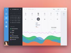 Dashboard by Ravi Chothani for Templetica Studio