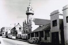 The Rudolph Street mosque, Port Elizabeth (1970)