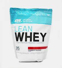on lean whey - Google-Suche Protein Snacks, Whey Protein, High Protein Powder, Milkshake Flavours, Strawberry Milkshake, Green Tea Extract, Small Boxes, Amino Acids, Vitamins