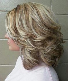 Gorgeous Layered #Hairstyles For Summer More