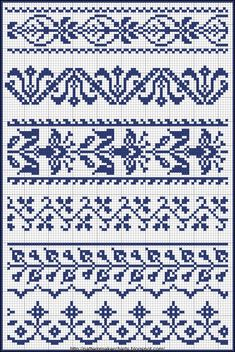 Free Easy Cross, Pattern Maker, PCStitch Charts + Free Historic Old Pattern Books: PCStitch -Webseite mit vielen vielen historischen Stickmustern, vorwiegend Alphabete