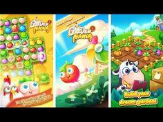 Garden Mania 3 - Catch the candy - Game nanny mania