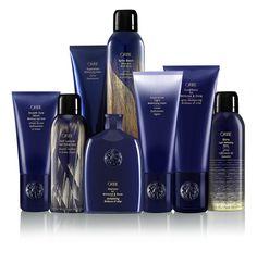Colección Brilliance and Shine / Productos para aportar brillo al cabello