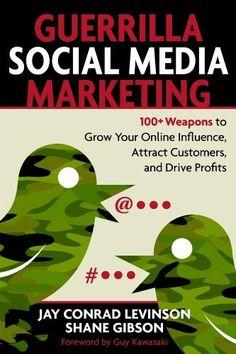 Great book on Guerrilla Marketing for Social Media