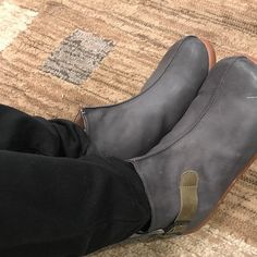 3 Colors Handmade Flat Shoes for Women Casual Shoes Soft Black Flats Shoes, Black Ankle Boots, Black Booties, Casual Shoes, Flat Shoes, Women's Shoes, Shoes Sneakers, Brown Leather Boots, Leather Booties