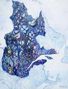 Québec St Jean Baptiste, Oil On Canvas, Saatchi Art, Original Paintings, Artist, Inspiration, Drawings, Biblical Inspiration, Painted Canvas