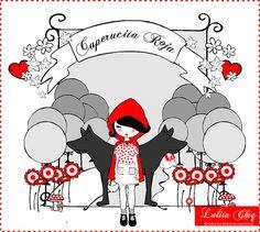 Caperucita Chiq (by anabel lee72) LRRH