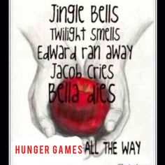 Awesome! Lol haha funny / Hunger games Humor / Twilight