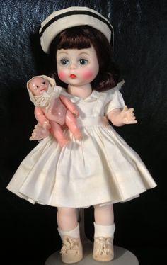 Alexander-kins BKW Nurse 1960-61. #429