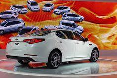 Kia Optima SX Limited