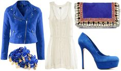 ANNAWII ♥ - HOW TO MATCH THE BLUE JACKET