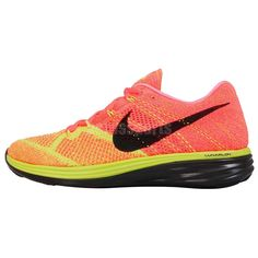 Nike Flyknit Lunar3 Red Orange Mens Running Shoes Sneakers Trainers 698181-800   Clothing, Shoes & Accessories, Men's Shoes, Athletic   eBay!