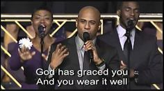 """""""The Gift"""" Donald Lawrence, Young Adult Choir"""