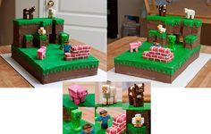 A potential cake