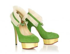 Charlotte Olympia - Dolly - Fall 2012