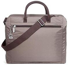 61c0ec04e0 Amazon.com  Banuce Waterproof Nylon and Faux Leather Briefcase for Men  Business Tote Bag 14 Inch Laptop Shoulder Messe…