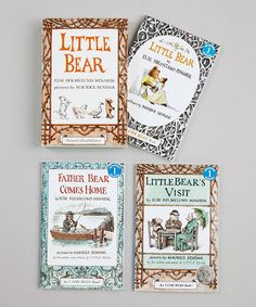Little Bear Boxed Paperback Set by HarperCollins on #zulily