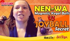 Best Ben Wa Balls Review | Nen-Wa Magnetic Hematite Kegel Balls VS Joyball Secret