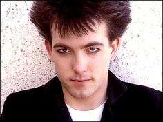 Robert Smith without all the makeup. sing to me robbie