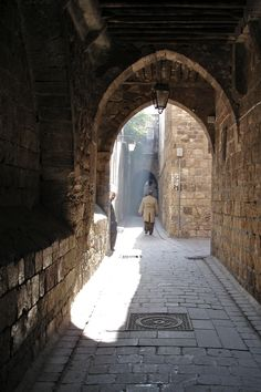 Old Aleppo, Syria. Beautiful Architecture, Architecture Art, Old Pictures, Old Photos, Aleppo City, Arab World, This Is Us Quotes, Urban Planning, Damascus
