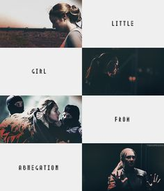 Little girl from Abnegation...