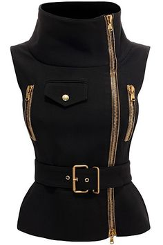 Alexander McQueen -2014 Spring-Summer.  I want this! OK something that looks like this.: