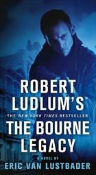 Robert Ludlum's Jason Bourne in The Bourne legacy : a novel by Eric Van Lustbader. Jason Bourne returns from the shadows as the world's #1 assassin...and the world's #1 target.  Movie due Aug. 10, 2012