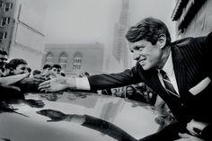 Robert Kennedy / Jean-Pierre Laffont