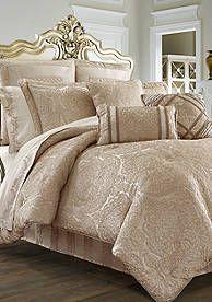 J Queen New York Renaissance Bedding Collection
