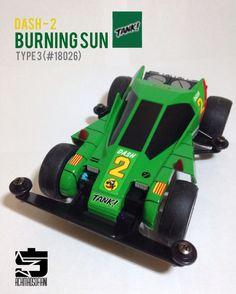 Dash 2 Burning Sun (Type 3 Chassis)