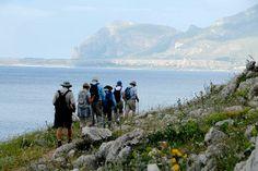 View towards San Vito lo Capo Sicily