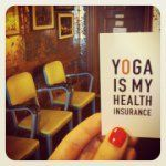 See this Instagram photo by @yogaismyhealthinsurance • 4 likes